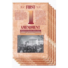 The Bill of Rights - poster set