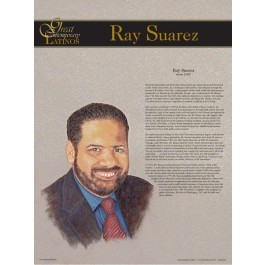 Great Contemporary Latinos - Ray Suarez poster