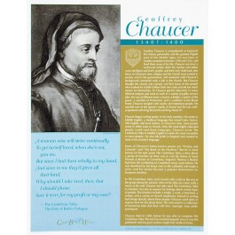 Great British Writers - Geoffrey Chaucer