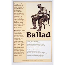 Poetry Forms - Ballad