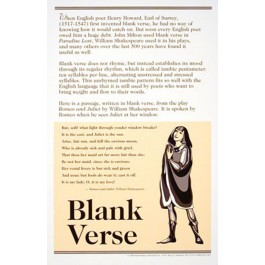 Poetry Forms - Blank Verse