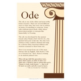Poetry Forms - Ode