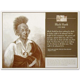 Great Native American Leaders - Black Hawk