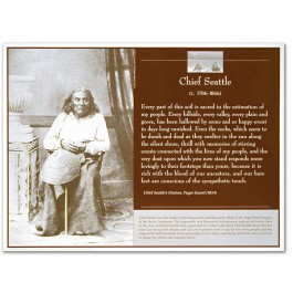 Great Native American Leaders - Chief Seattle