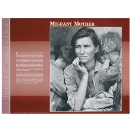 History Through A Lens - Migrant Mother