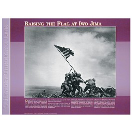 History Through A Lens - Raising The Flag At Iwo Jima