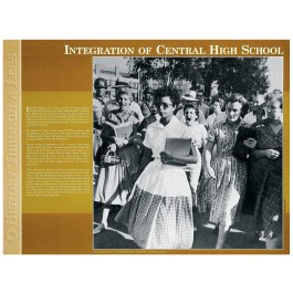 History Through a Lens - Integration of Central High School