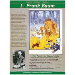L. Frank Baum - Classic Children's Authors poster