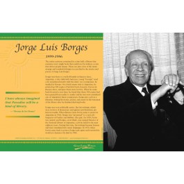Latino Writers - Jorge Luis Borges