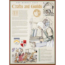 The Middle Ages - Crafts and Guilds