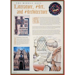 The Middle Ages - Literature, Art, and Architecture