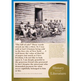 History Through Literature - Incidents in the Life of a Slave Girl