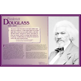 Writers Who Changed The World - Frederick Douglass