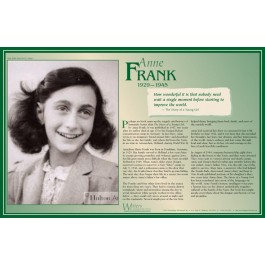 Writers Who Changed The World - Anne Frank