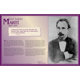 Writers Who Changed The World - Jose Marti