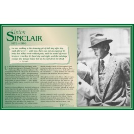 Writers Who Changed The World - Upton Sinclair