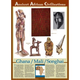 Ancient African Civilizations - Ghana /Mali /Songhai