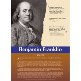 Founding Fathers - Benjamin Franklin