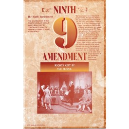 The Bill of Rights - Ninth Amendment