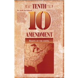 The Bill of Rights - Tenth Amendment