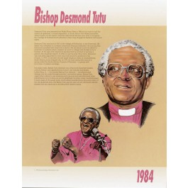 Nobel Peace Prize Winners - Bishop Desmond Tutu