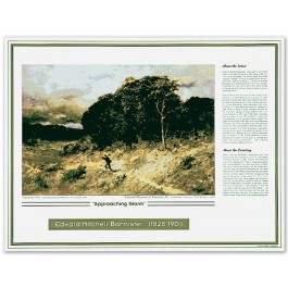 African American Artists - Edward Bannister - Approaching Storm