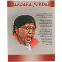 Great Black Americans - Barbara Jordan