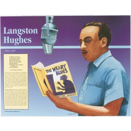 Great Black Americans - Langston Hughes