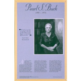 American Authors of the 20th Century - Pearl S. Buck