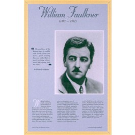 American Authors of the 20th Century - William Faulkner