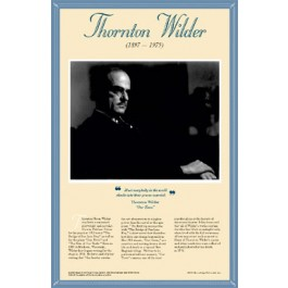 American Authors of the 20th Century - Thornton Wilder