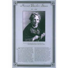 American Authors of the 19th Century - Harriet Beecher Stowe