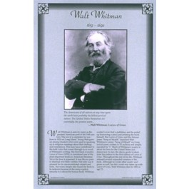 American Authors of the 19th Century - Walt Whitman