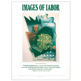 Images of Labor - Roberto Acuna poster