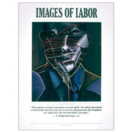 Images of Labor - A. Philip Randolph poster