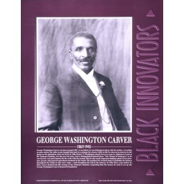 Black Innovators - George Washington Carver