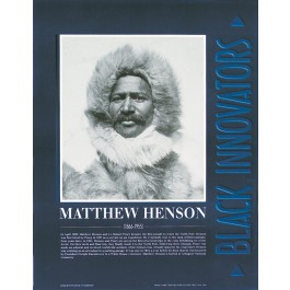Black Innovators - Matthew Henson