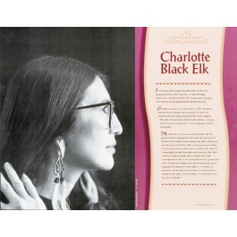Contemporary Native Americans - Charlotte Black Elk