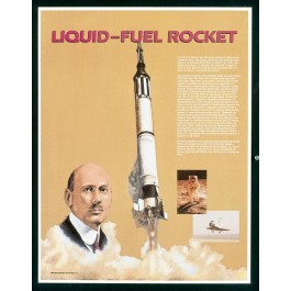 Inventions that Changed the World - Liquid-Fuel Rocket