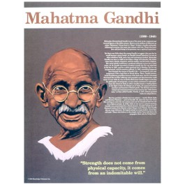 Heroes of the 20th Century - Mahatma Gandhi