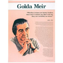 Heroes of the 20th Century - Golda Meir