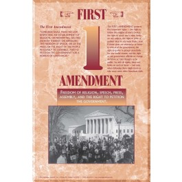 The Bill of Rights - First Amendment