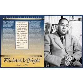 Richard Wright - Voices of Diversity poster