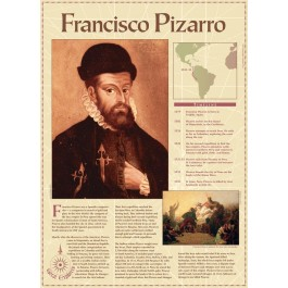 Francisco Pizarro - Great Explorers poster