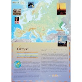 The Continents - Europe poster