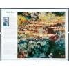 Masterworks of Art - Claude Monet - Water Garden at Giverny poster