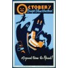 October's Bright Blue Weather.. Historic Reading Poster