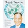Ralph Bunche - Great Black Americans poster
