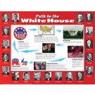 The Path to the White House Poster