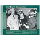 History Through A Lens - Lee Harvey Oswald Shot